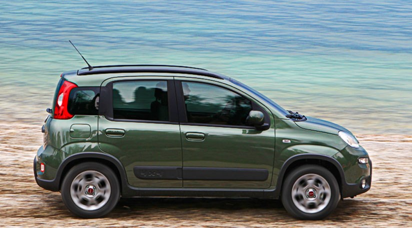 Fiat Panda 4x4 Twinair 2013 Review Car Magazine