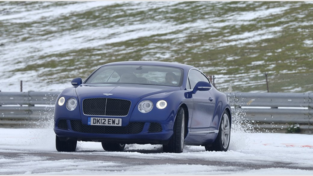 Bentley Continental Gt Sd 2017 Review