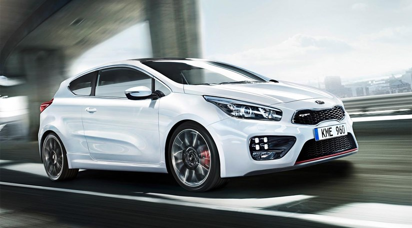 Kia Proceed Gt 2013 First Official Pictures Car Magazine