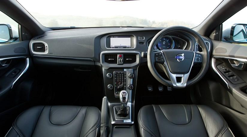 Volvo V40 R Design 2013 Review Car Magazine
