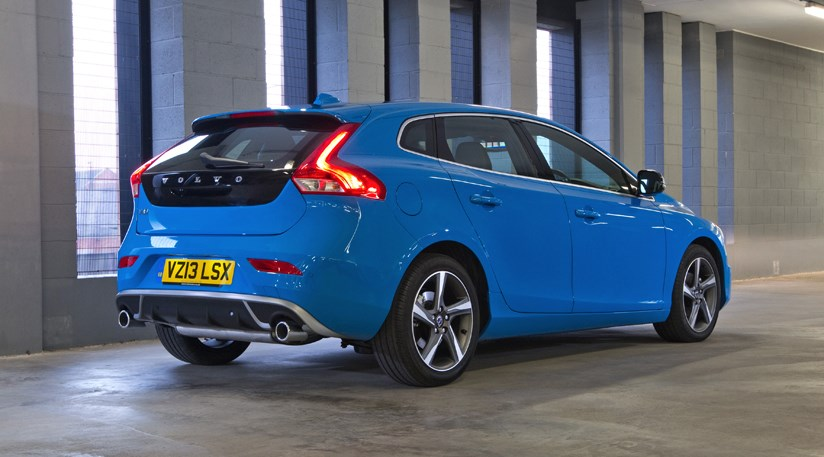 volvo v40 r design 2013 review car magazine. Black Bedroom Furniture Sets. Home Design Ideas