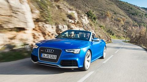 Audi Rs5 Cabriolet 2013 Review Car Magazine