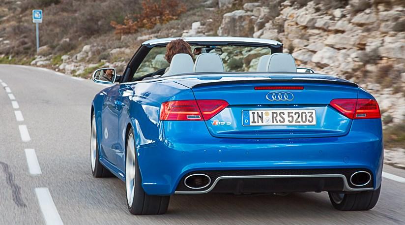 Audi RS5 Cabriolet (2013) review | CAR Magazine