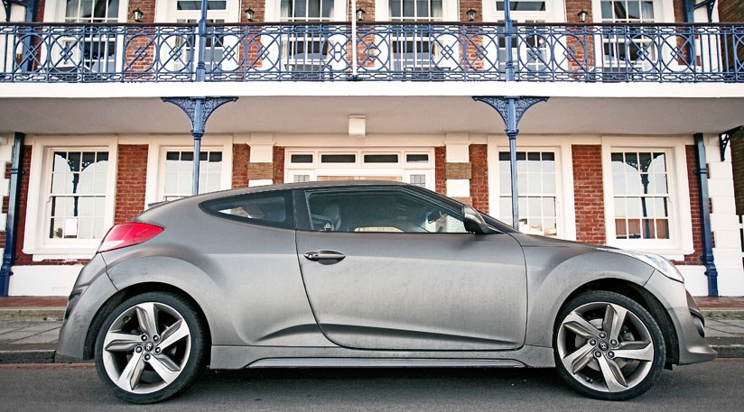 Hyundai Veloster Turbo (2013) long-term test review | CAR