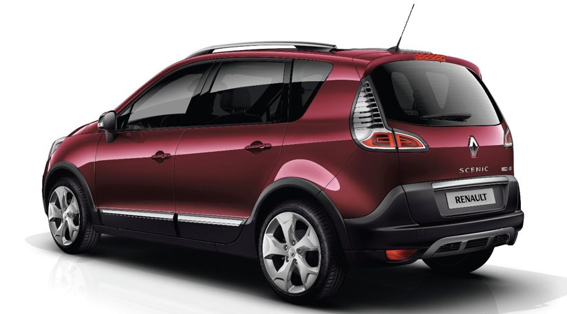 renault scenic xmod 2013 first official pictures by car magazine. Black Bedroom Furniture Sets. Home Design Ideas