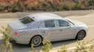 Bentley Continental Flying Spur (2013) new teaser video