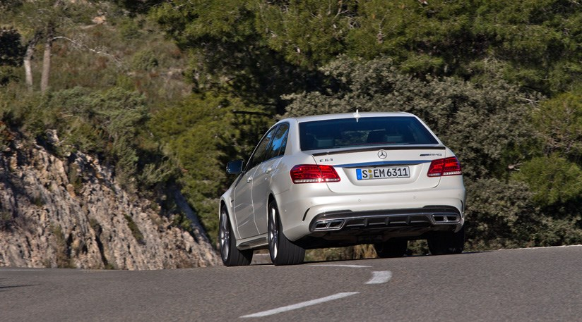 Mercedes E63 AMG S 4MATIC (2013) review | CAR Magazine