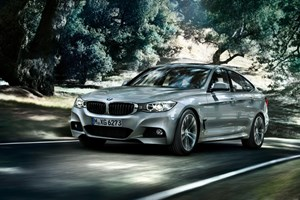 BMW 3-series Gran Turismo (2013) first official pictures