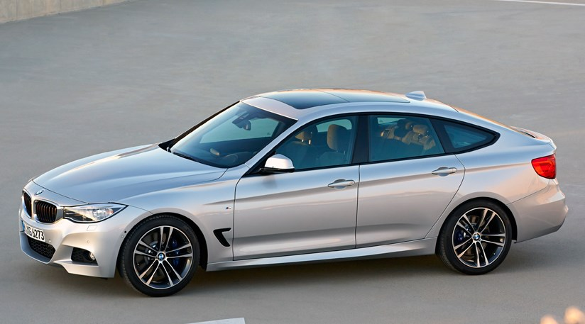 bmw 3 series gran turismo 2013 first official pictures. Black Bedroom Furniture Sets. Home Design Ideas
