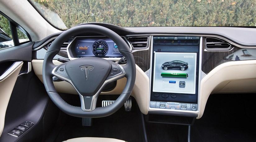 Tesla Model S 2013 Review Car Magazine