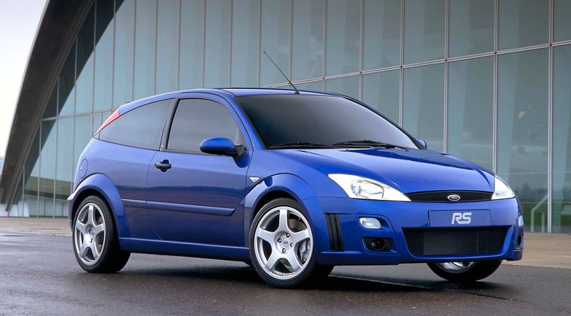 Ford S 2014 Focus Rs To Trade On Old School Fun Car Magazine