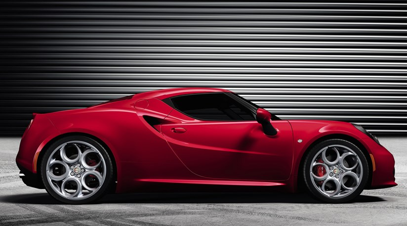 alfa romeo 4c (2013) first official pictures | car magazine