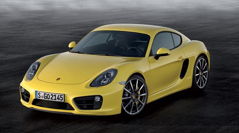 Porsche Cayman S (2013) review by CAR Magazine