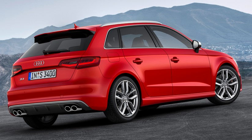 Audi shows S3 Sportback (2013) – but is a used S3 a better buy? by ...