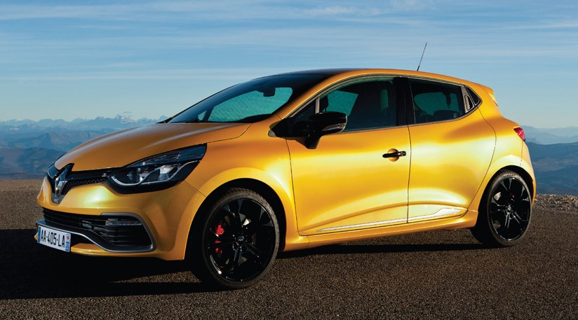 renaultsport clio 200 rs 2013 full spec low down by car magazine. Black Bedroom Furniture Sets. Home Design Ideas
