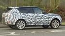 Range Rover Sport (2013) latest spy shots