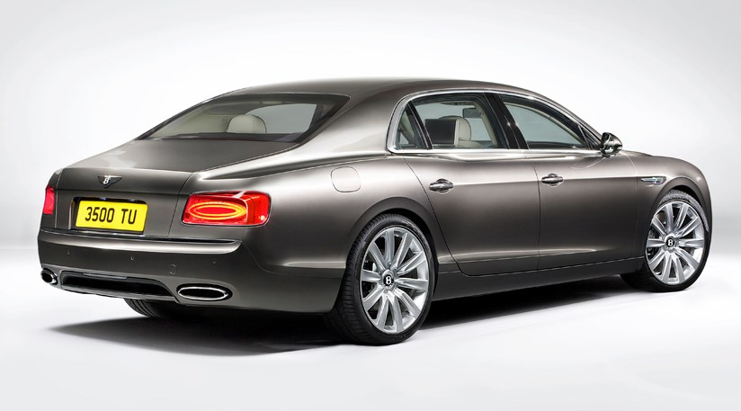 Bentley Continental Flying Spur 2013 First Official Pictures Car
