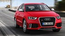 Audi RS Q3 (2013) first official pictures