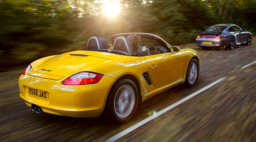 used cars how to buy a second hand porsche boxster by car magazine. Black Bedroom Furniture Sets. Home Design Ideas