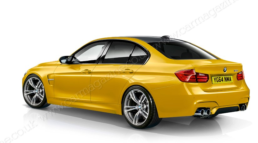 BMW M3 (2013) six secrets BMW doesn't want you to know | CAR