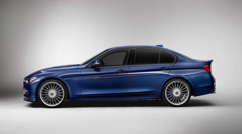 BMW Alpina B3 Bi-Turbo (2013) first official pictures by CAR Magazine