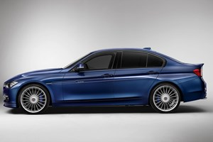 BMW Alpina B3 BiTurbo (2013) first official pictures