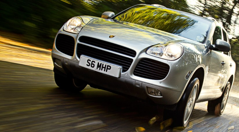 Used Cars How To A Second Hand Porsche Cayenne
