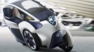 Toyota i-Road concept (2013) first official pictures