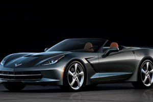 Corvette Stingray on Chevrolet Corvette Stingray Convertible  2013  First Official Pictures