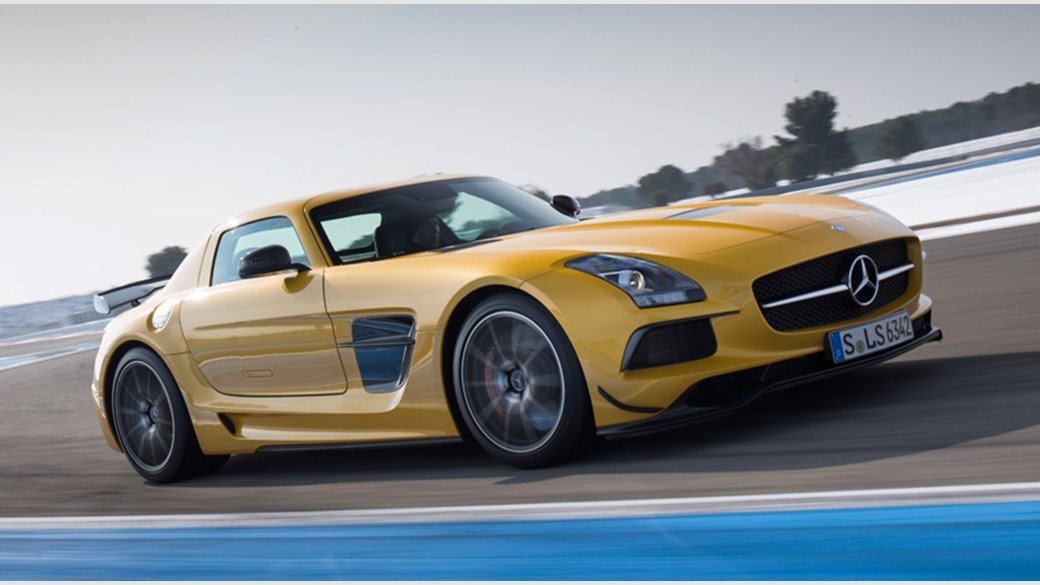 Mercedes Benz Sls Amg Review >> Mercedes Sls Amg Black Series 2013 Review Car Magazine