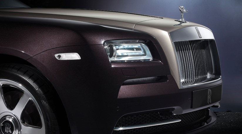 rolls royce wraith 2013 first official pictures by car magazine. Black Bedroom Furniture Sets. Home Design Ideas