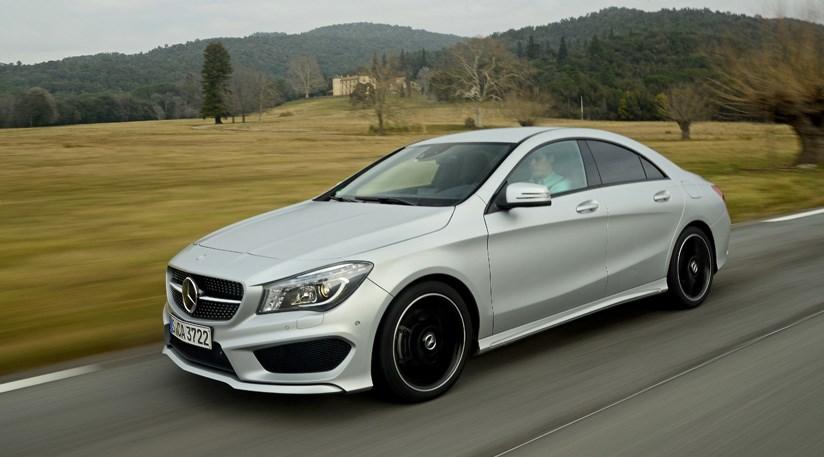 Beste Mercedes CLA220 CDI (2013) review | CAR Magazine UA-34