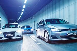 Audi A3, VW Golf, Mercedes-Benz A-class
