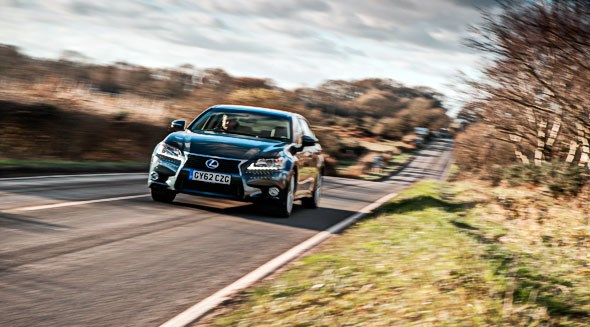 Lexus GS450h - the CAR magazine long-term test verdict