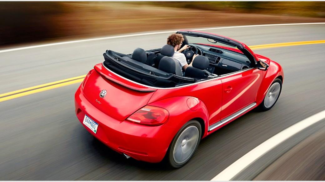 vw beetle cabriolet 2.0 tsi (2013) reviewcar magazine