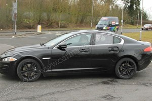 Image: Jaguar's New 3 Series Fighter Spied