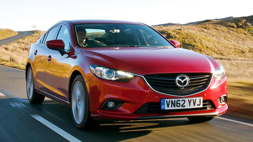 Mazda 6 2.2D Sport (2013) Review