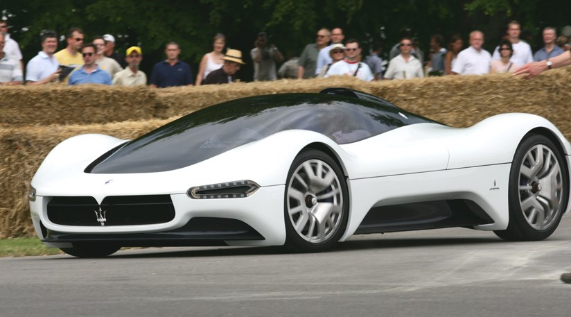 Maserati plots new supercar based on LaFerrari (2015) by CAR Magazine