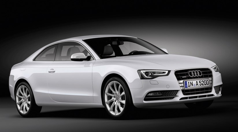 Audi S Next A5 Coupe To Lose 100kg And Ditch V8