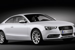 The current Audi A5 has been a strong-seller, shifting 64,000 units in Europe during 2012 alone