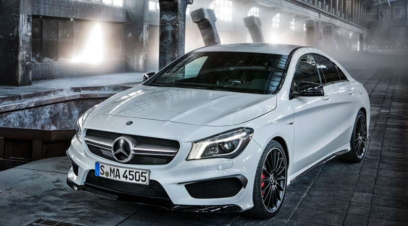 Mercedes Gle 43 Amg >> Mercedes CLA 45 AMG (2013) first official pictures | CAR