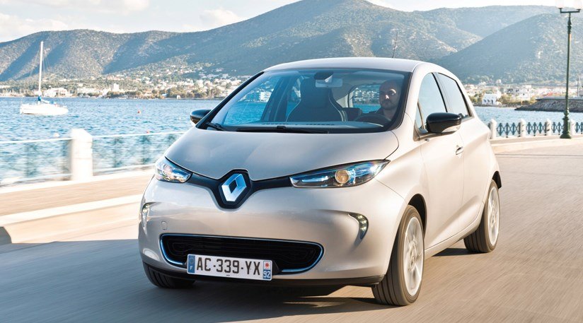 renault zoe ev 2013 review by car magazine. Black Bedroom Furniture Sets. Home Design Ideas