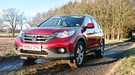 Honda CR-V 2.2 i-DTEC EX (2013) long-term test review
