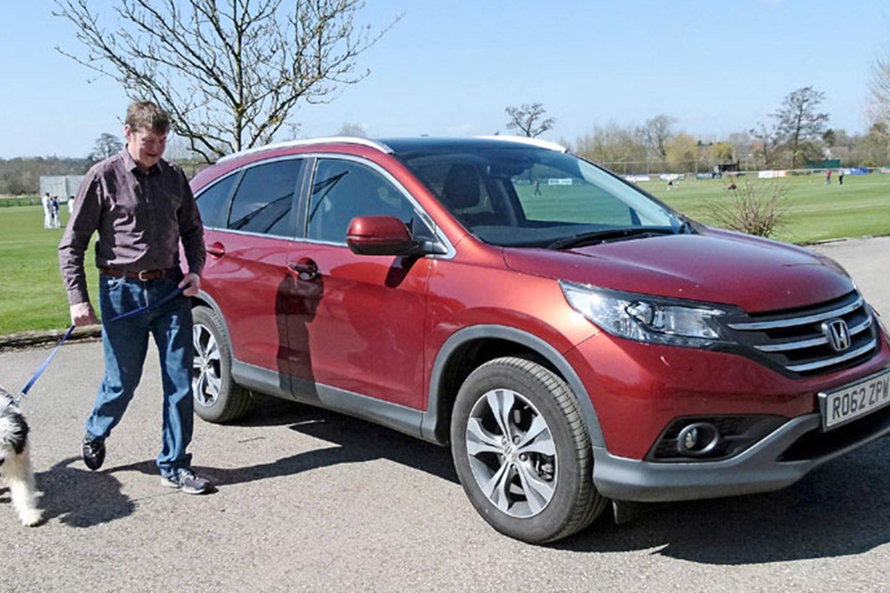 Honda Crv 22 Idtec Ex 2013 Longterm Test Review By Car Magazine