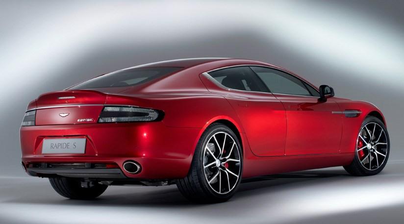 Aston Martin Rapide S Review CAR Magazine - Aston martin 4 door