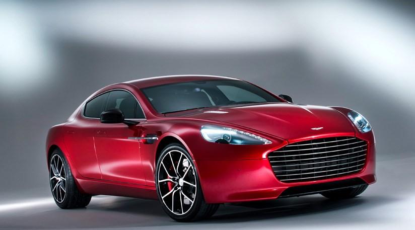 Aston Martin Rapide S 2013 Review Car Magazine