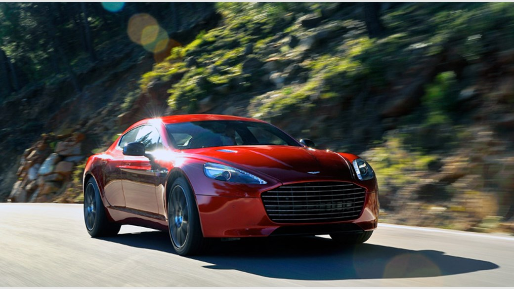 Aston Martin Rapide S 2017 Review