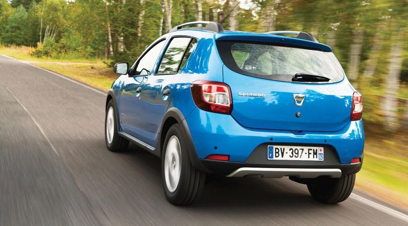 Dacia Sandero Stepway 09tce 2013 Review Car Magazine