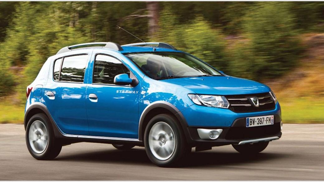 Dacia Sandero Stepway Review By Car Magazine
