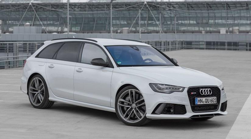 Audi Rs6 Avant 2013 Review By Car Magazine